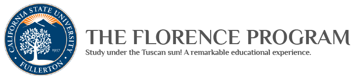 THE FLORENCE PROGRAM